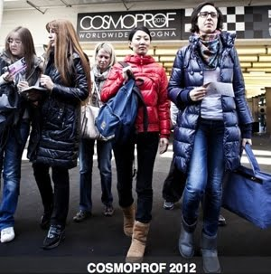 SkinBase at the world's biggest beauty show – Cosmoprof