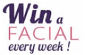 WIN a SkinBase Facial EVERY WEEK by entering our competition!