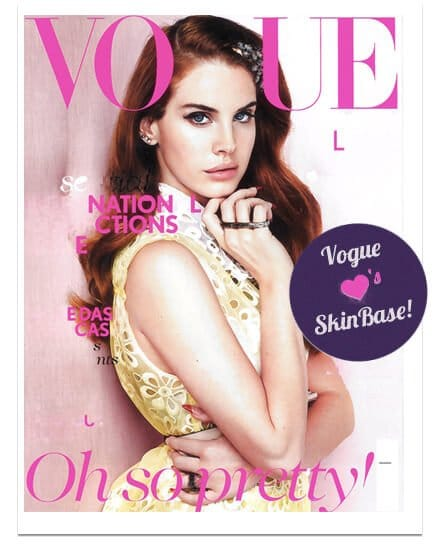 SkinBase in Vogue