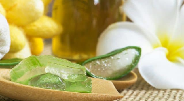 A DIY Oil To Help With Acne Prone Skin