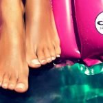Five easy steps to beautiful feet this summer