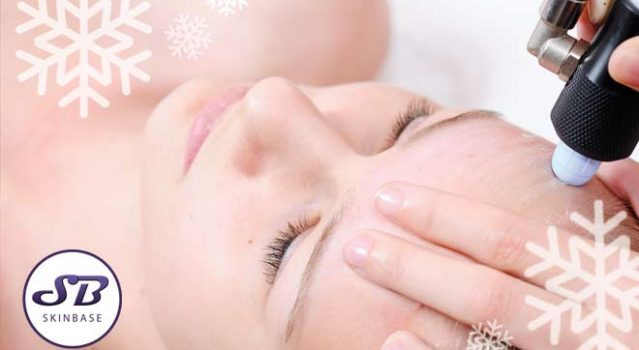 All I want for Christmas is a course of SkinBase facials