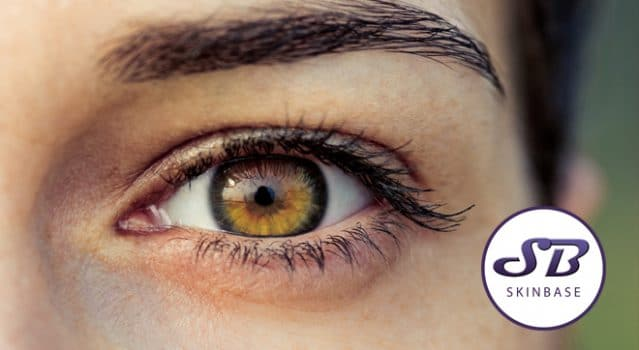 Look after your delicate eye area to stay looking young