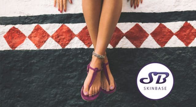 Treat your feet to a Microdermabrasion Pedicure