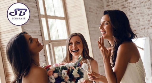 Wedding beauty tips for hot days