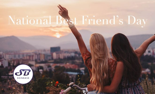 National Best Friend's Day