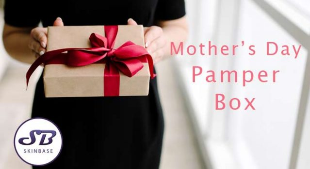 How to put together a Mother's Day Pamper Box for your mum