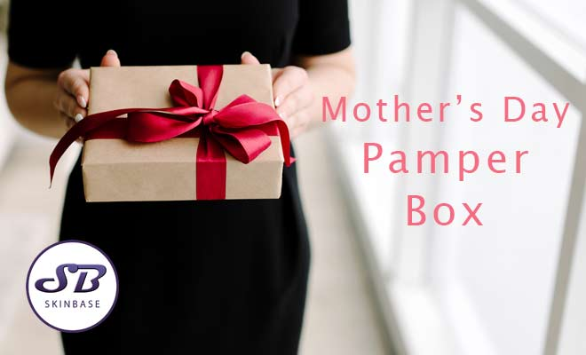 Mother's Day pamper box