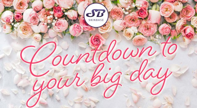 Countdown to your big day – The Beauty Schedule