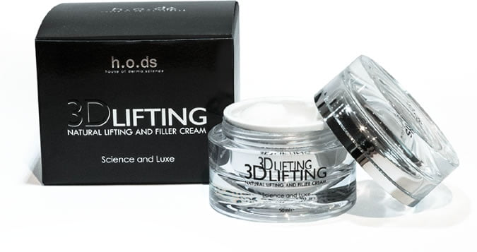 3d lifting cream single