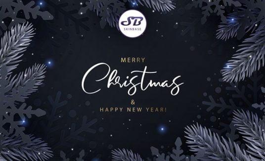 Merry Christmas from SkinBase