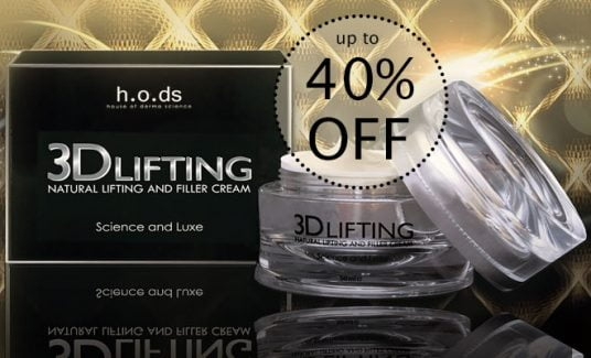 3D Lifting Cream